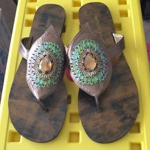 Chinese Laundry Cute Thong Sandals